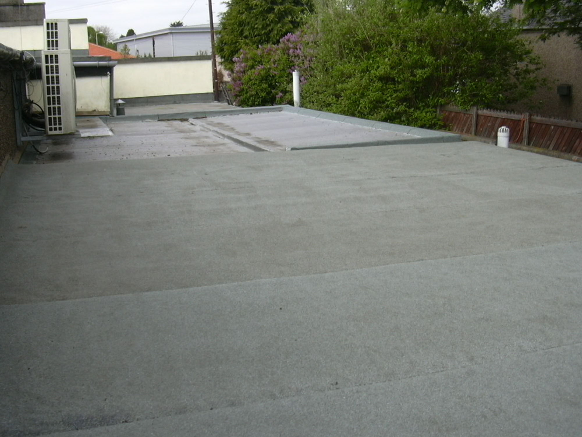 Asphalt Flat Roof Specialists John James Roofing