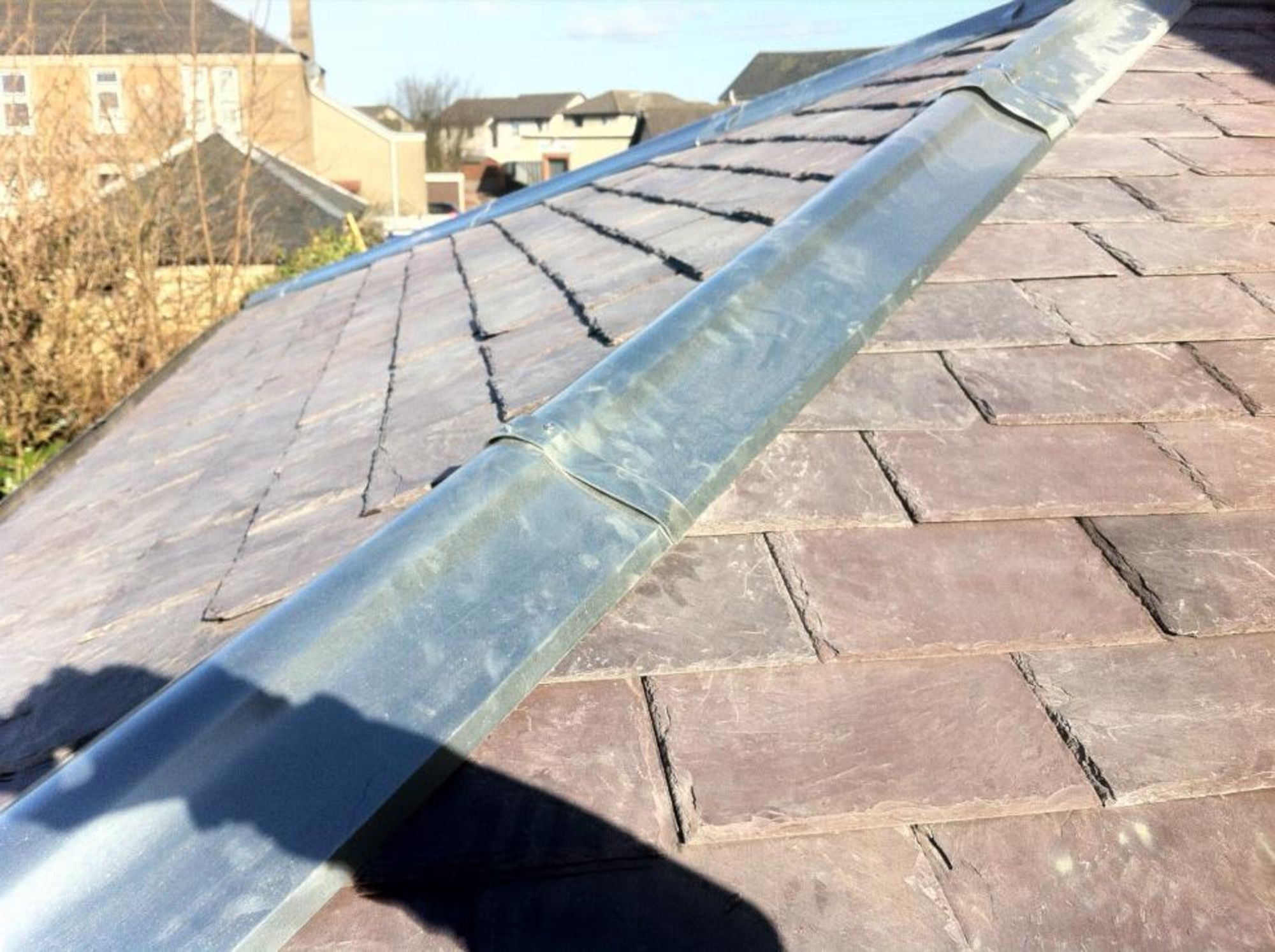 Zinc Amp Lead Roof John James Roofing Services