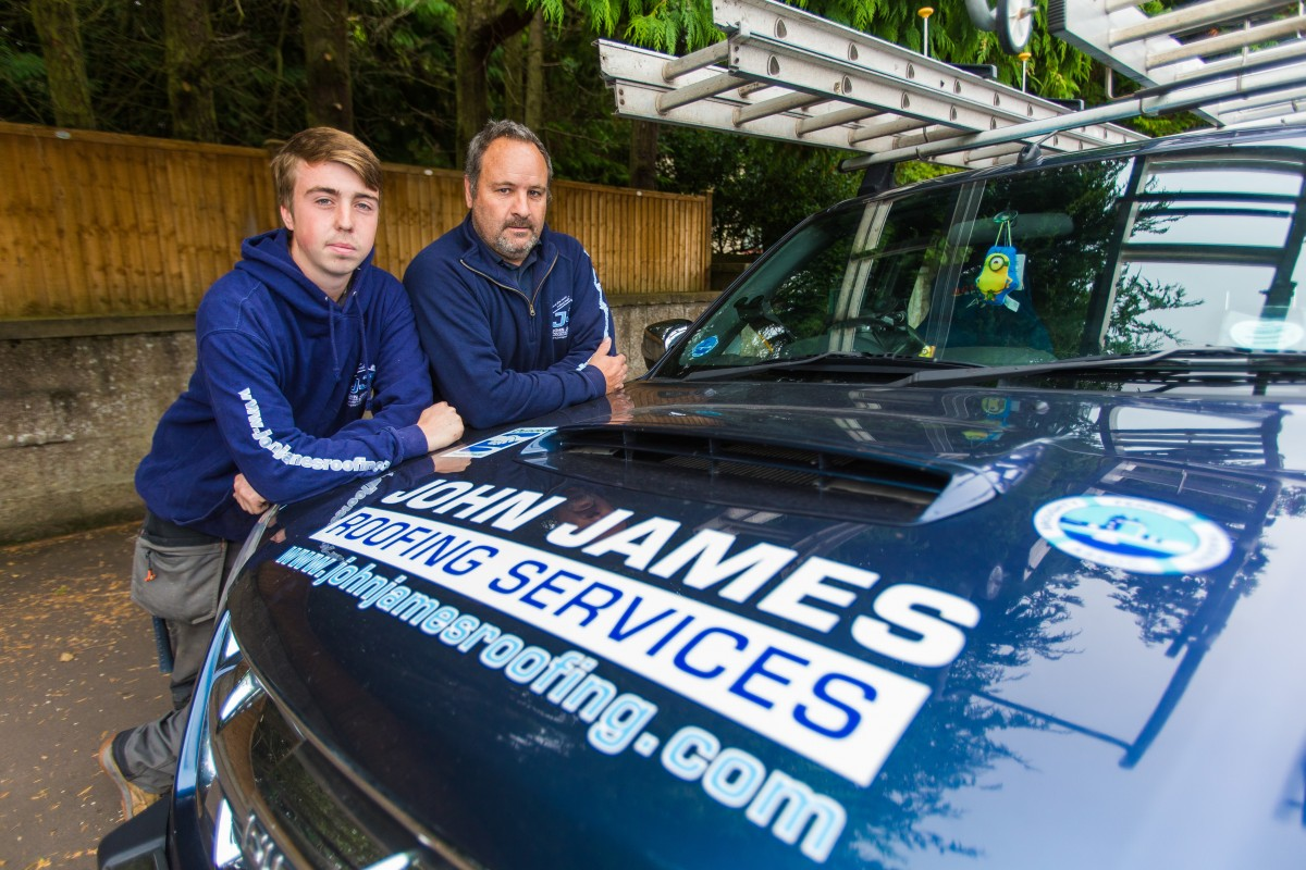 About Us John James Roofing Services
